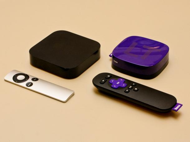 Apple TV or Roku ?